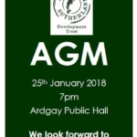Image of AGM Flyer
