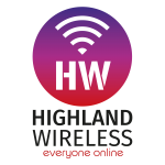 Image of Highland Wireless logo