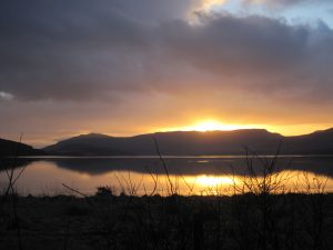 Image of Sunrise at Bonar Bridge