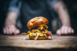 Image of Mac and Wild burger
