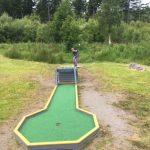 Image of mini golf at Falls of Shin
