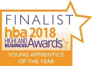 Highland Business Awards Apprentice logo