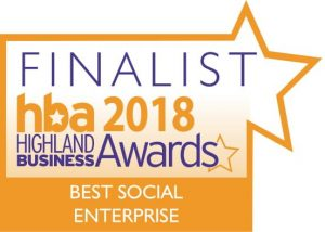 Highland Business Awards logo